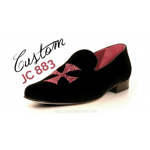 883 Custom Slipper Swarovski