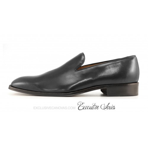 Executive Leather Black