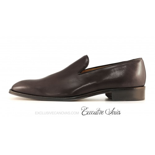 Executive Leather Brown